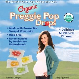 Preggie Drops Organic Square